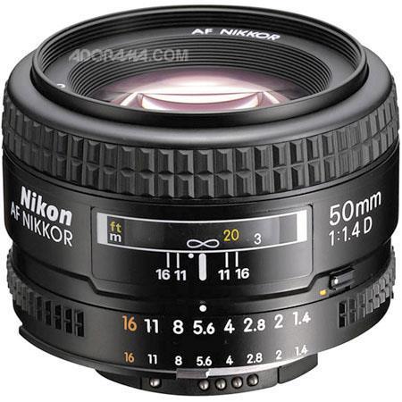 Nikon fD AF Nikkor Lens Grey Market 312 - 15
