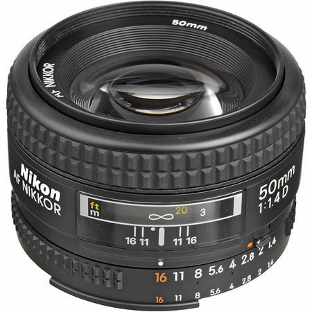 Nikon fD AF Nikkor Lens Nikon USA Warranty 124 - 434