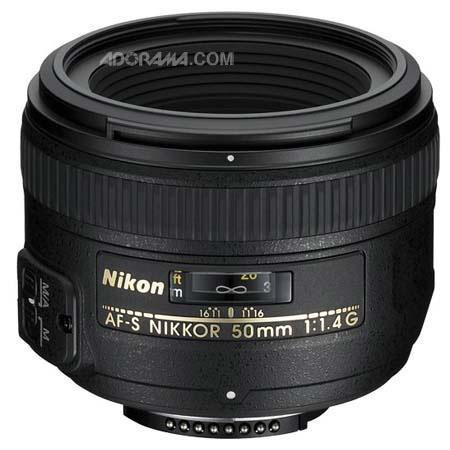 Nikon fG AF S Nikkor Lens Grey Market 76 - 653