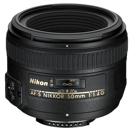 Nikon fG AF S Nikkor Lens Refurbished Nikon USA 25 - 625