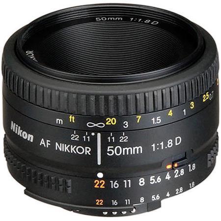 Nikon fD AF Nikkor Lens Nikon USA Warranty 37 - 571