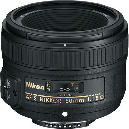 Nikon fG AF S Nikkor Lens Refurbished Nikon USA 234 - 428