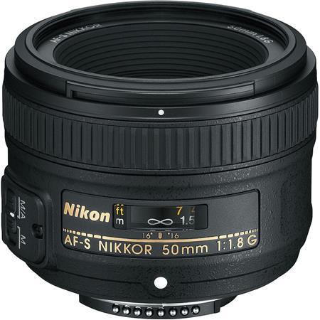 Nikon fG AF S Nikkor Lens Nikon USA Warranty 234 - 428