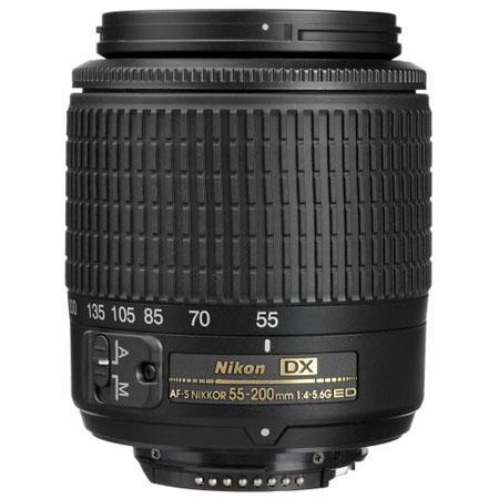 Nikon f G ED AF S DX Autofocus Zoom Lens Grey Market 9 - 726