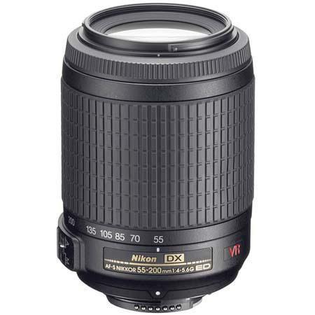Nikon f G ED IF AF S DX VR Vibrationuction Lens FDSLR Cameras Nikon USA Warranty 211 - 489