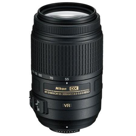 Nikon f G ED AF S DX VR Vibrationuction Lens Refurbished Nikon USA 93 - 562