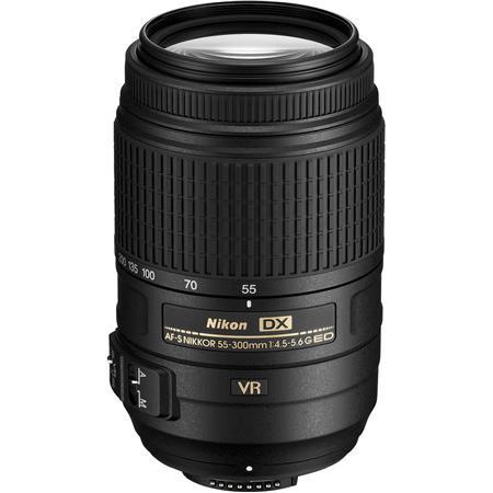 Nikon f G ED AF S DX VR Vibrationuction Lens Nikon USA Warranty 229 - 192