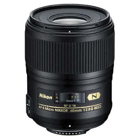 Nikon fG AF S Micro Nikkor AF ED Lens Grey Market 182 - 138