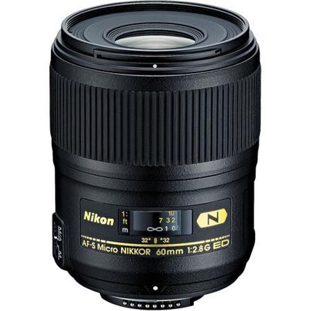 Nikon fG AF S Micro Nikkor AF ED Lens Nikon USA Warranty 150 - 692