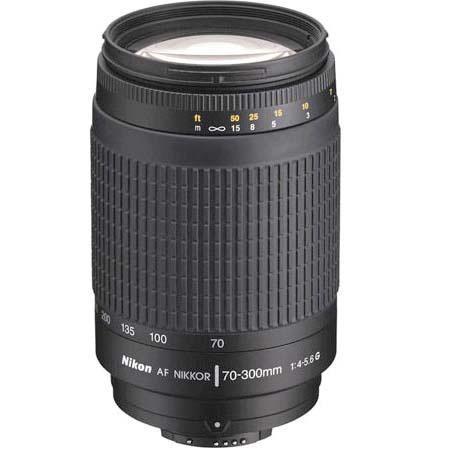 Nikon f G AF Telephoto Zoom Nikkor Lens HB Hood Black Grey Market 262 - 80