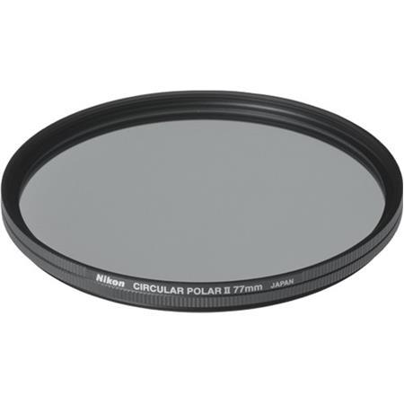 Nikon Circular Polarizer Thin Ring Multi Coated Glass Filter 66 - 63