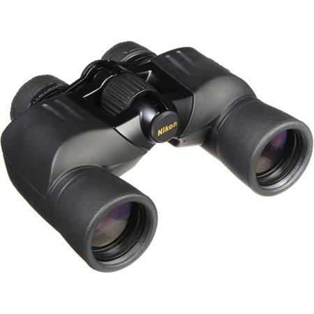 NikonAction EX Extreme Water Proof Porro Prism Binocular Degree Angle of View USA 117 - 372