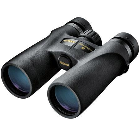 NikonMonarch All Terrain Water Proof Roof Prism Binocular Angle of View USA 97 - 372