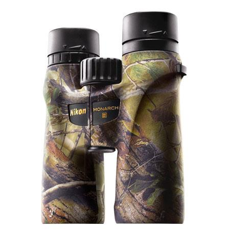 NikonMonarch All Terrain Water Proof Roof Prism Binocular Angle of View Realtree APG Camouflage USA 82 - 726