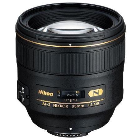 Nikon fG IF AF S Auto Focus Nikkor Lens Refurbished Nikon USA 118 - 239