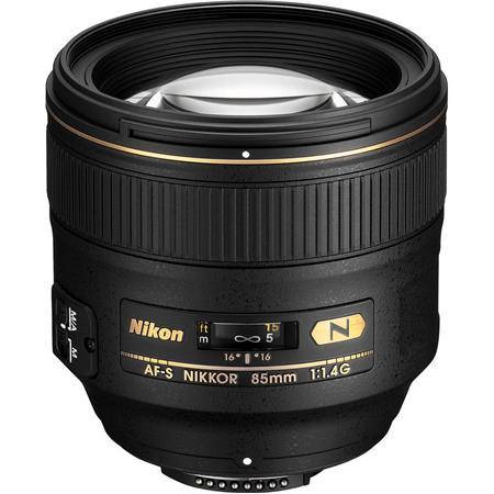 Nikon fG IF AF S Nikkor Lens Nikon USA Warranty 296 - 159