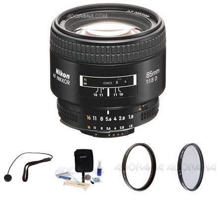 Nikon fD AF Telephoto Nikkor Lens Hood Grey Market Accessory Budle Pro Optic Pro Digital Multi Coate 278 - 241