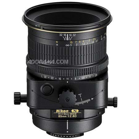 Nikon PC E Micro NIKKOR fD Manual Focus Lens Grey Market 82 - 712