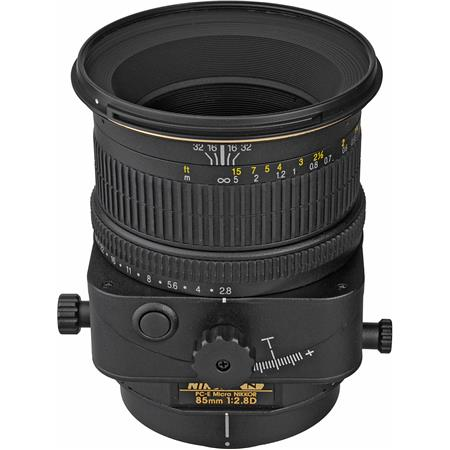 Nikon PC E Micro Nikkor fD Manual Focus Lens Refurbished Nikon USA 67 - 679