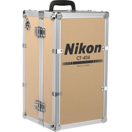 Nikon CT Case AF S fG ED VR Lens 107 - 73