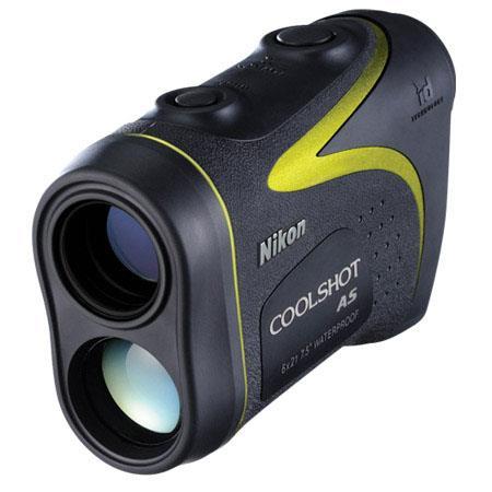 Nikon CoolShot AS Slope Adjusted Laser Rangefinder 72 - 696