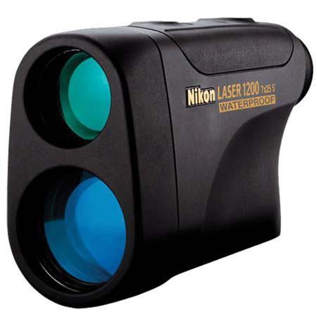 Nikon Monarch Gold Laser Rangefinder Yard Range 305 - 286