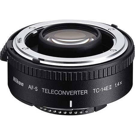 Nikon TC ETeleconverter AFS AF I Lenses Grey Market 76 - 653