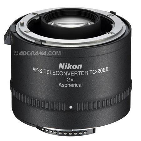 Nikon TC E IIIAF S Teleconverter Grey Market 55 - 517