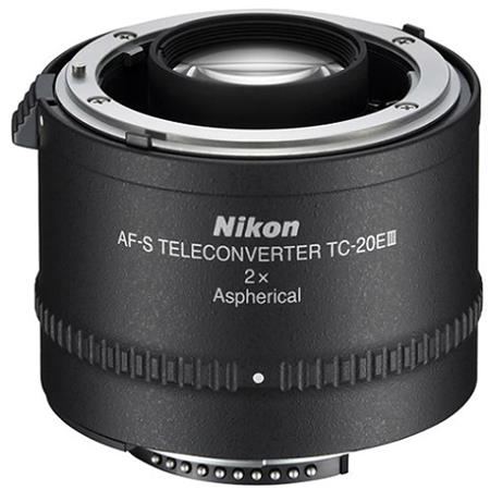 Nikon TC E IIIAF S Teleconverter Nikon USA Warranty 130 - 642