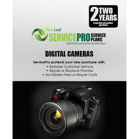 New Leaf Year Digital Camera Service Plan Products Retailing up to  102 - 134