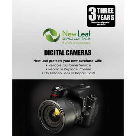 New Leaf Year Digital Camera Service Plan Products Retailing up to  62 - 699