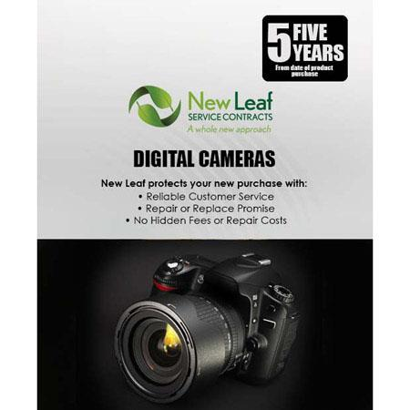 New Leaf Year Digital Camera Service Plan Products Retailing up to  117 - 243