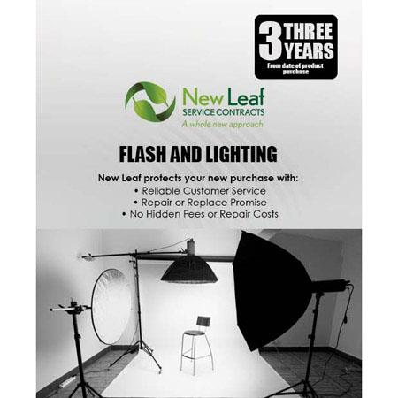 New Leaf Year Flash Lighting Service Plan Products Retailing up to  72 - 145