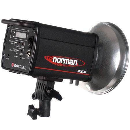 Norman ML Watt Second Monolight 92 - 488