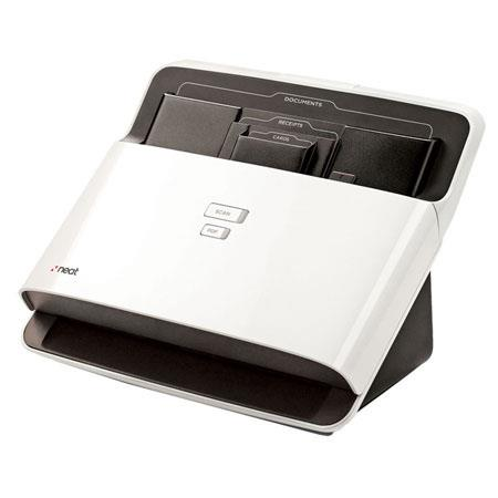 NeatReceipts NeatDesk Desktop Scanner Digital Filing System Mac 105 - 410