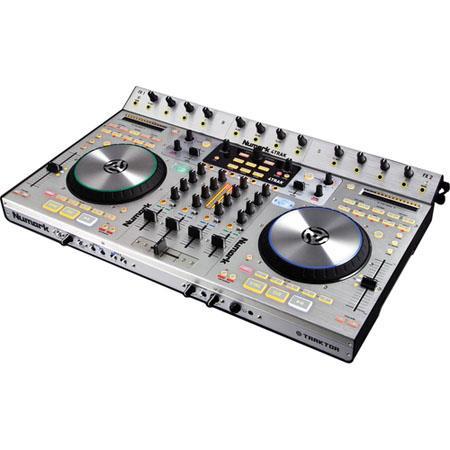 Numark Trak Deck DJ Controller and Mixer Traktor DJ 139 - 440