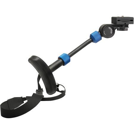 NovofleChest and Shoulder Pod Long Lens SupportMounting Thread 23 - 88