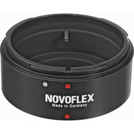 NovofleMFTCAN Adapter Connects Canon FD Lenses to Micro Four Thirds Camera Bodies 134 - 484