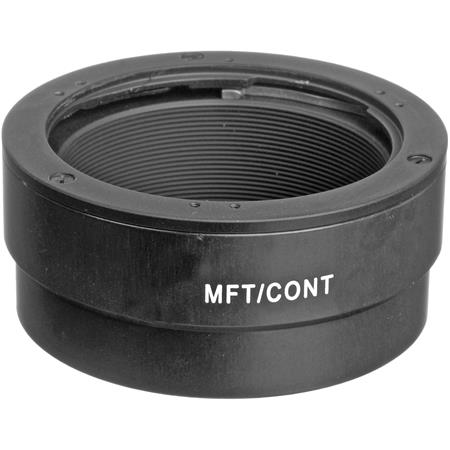 NovofleMFTCONT Adapter Connects ContaLenses to Micro Four Thirds Camera Bodies 248 - 184