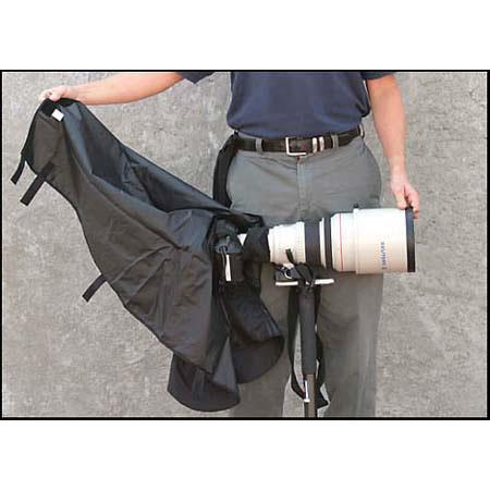 Newswear Long Lens Rain Poncho Canon 328 - 65