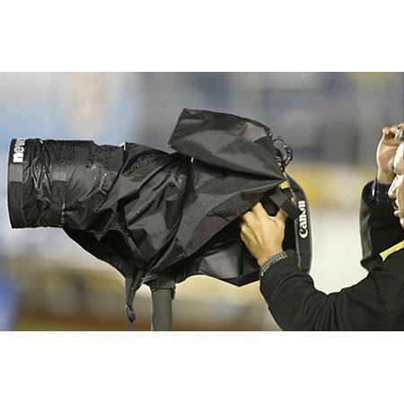 Newswear Waterproof Short Lens Rain Poncho Canon EOS D Mark Camera 70 - 336