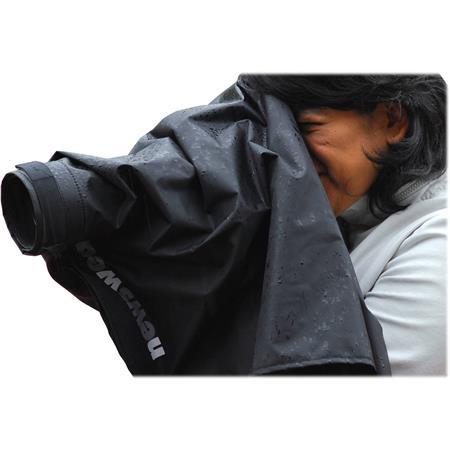Newswear Waterproof Short Lens Rain Poncho EyeNikon Camera Bodies 70 - 336