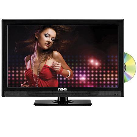 Naxa NTD Widescreen HD LED TVResolution DVD Player 165 - 58