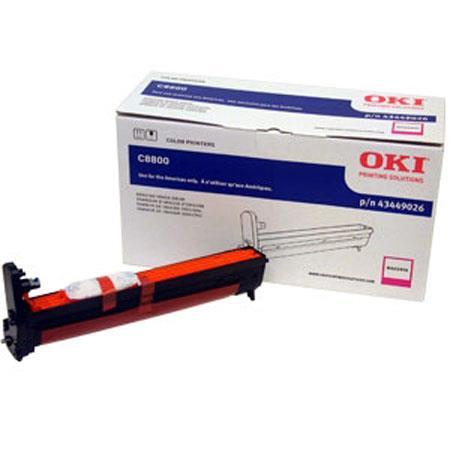 OKI Data Magenta Image Drum C Series Printers Yields upto Pages 9 - 611