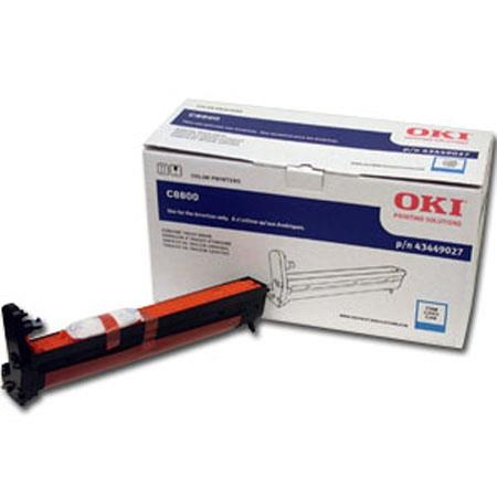 OKI Data Cyan Image Drum C Series Printers Yields upto Pages 20 - 452