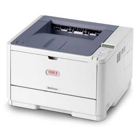 OKI Data Bdn Monochrome Workgroup LED DuplePrinter ppm Print Speeddpi Print Resolution Sheets Standa 392 - 30
