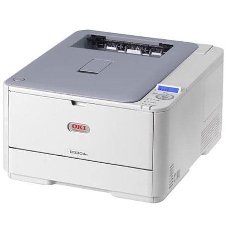 OKI Data Cdn Digital Color Printer ppm Colorppm BWdpi MHz PowerPC CPU 100 - 702