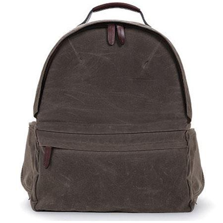 ONA The Bolton Street Side Access Camera Backpack Dark Tan 49 - 53