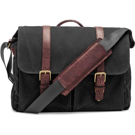 ONA The Brixton Camera and Laptop Messenger Bag  73 - 311