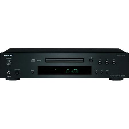 Onkyo C Compact Disc Player Frequency Response Hz kHz 75 - 552